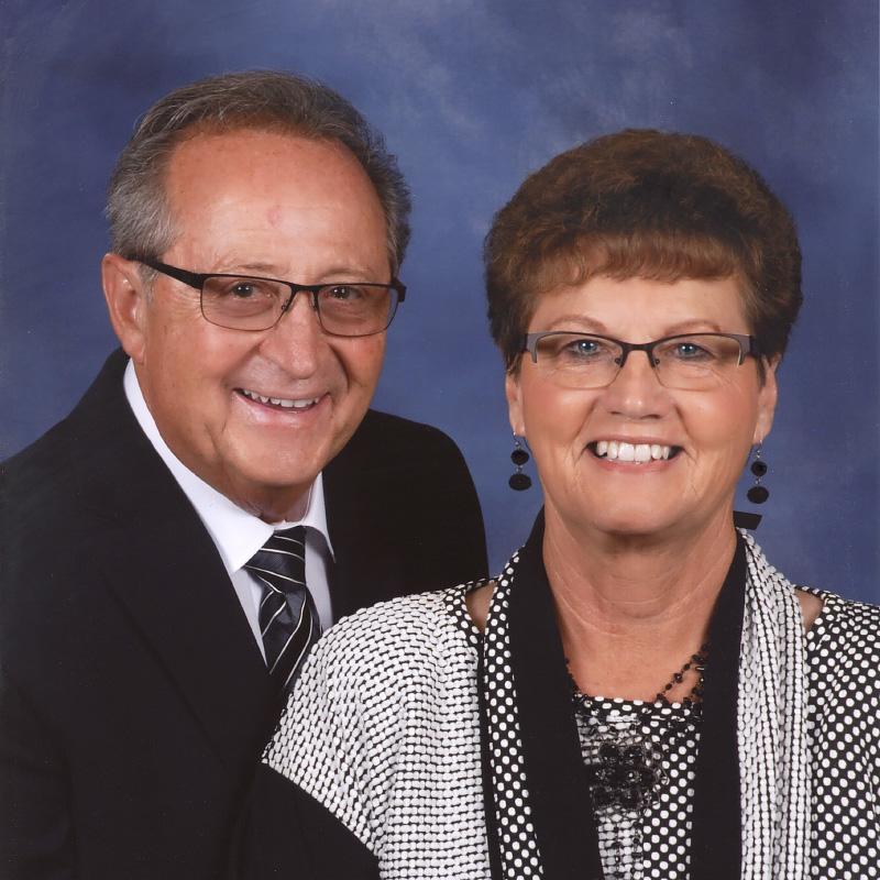 Bob and Sue Miller