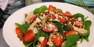 Essenhaus Restaurant Salad
